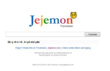How to Translate your Posts to Jejemon