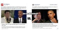 Most Netizens Believe ABS-CBN is Prejudiced against Duterte