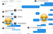 Pinay Netizen teaches PAK GANERN to her Pakistani Lover