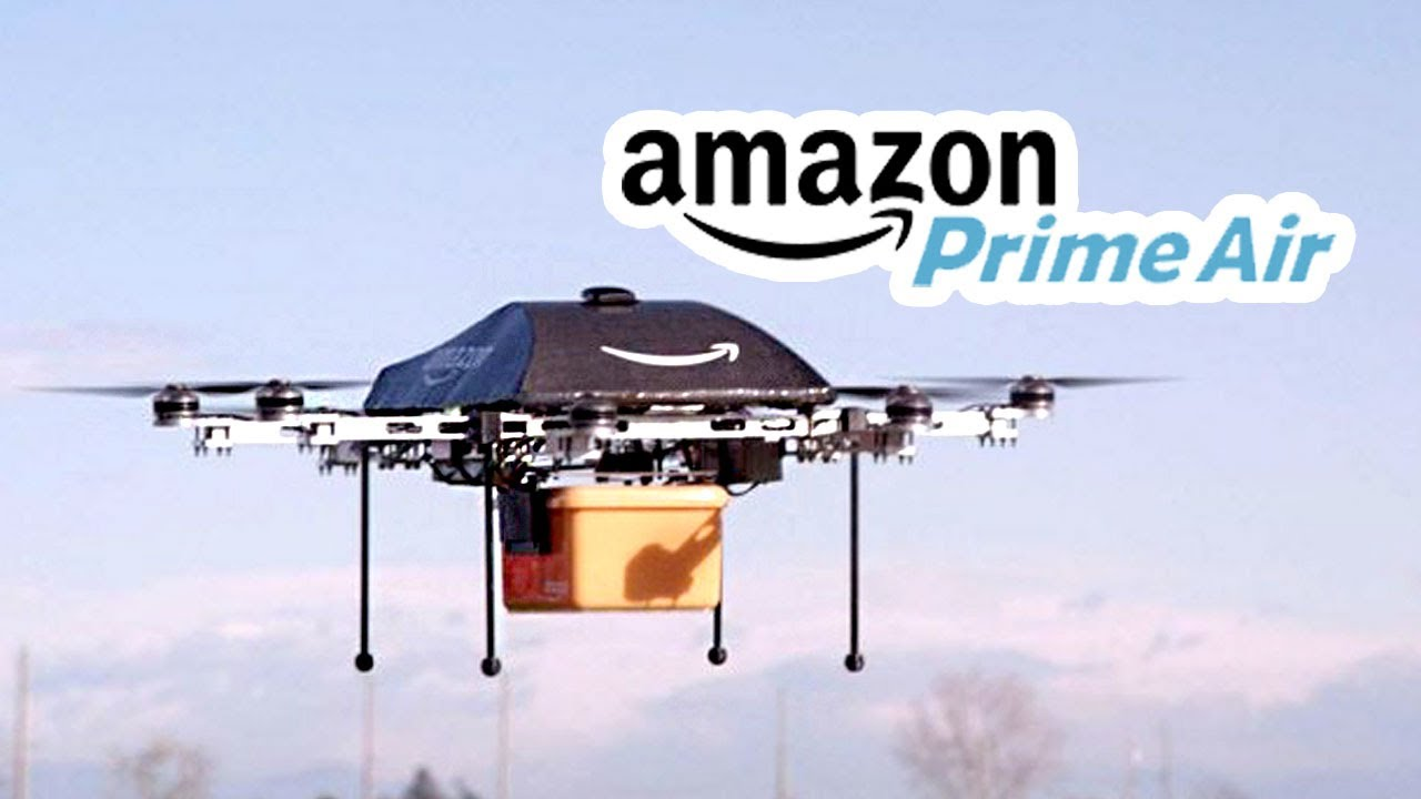 Amazon Prime Air: Drone Delivery Commercial Review