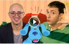 Meet Steve of Blue's Clues Now