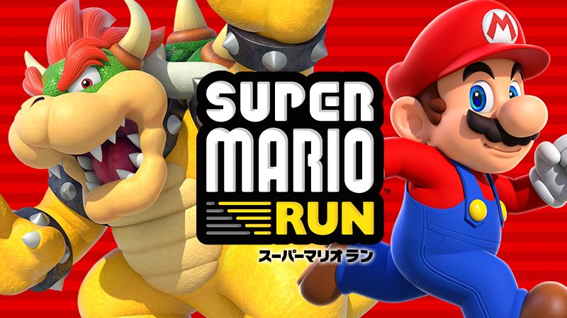 Mario Run is Coming to Android on March 2017