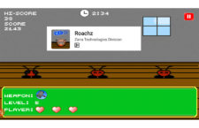 Game Reviews: Roachz