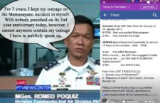Retired Air Force General Vent Out his Feelings on SAF 44