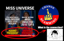 Anti-Duterte Page Posts Stupid Comparison Pic on Ms. Universe