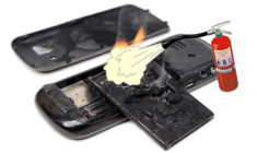 Built-in Fire Extinguisher in Batteries Developed by Researchers