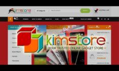 Kimstore Website Review