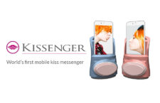 Kissenger – a Remedy for Long Distance Relationships