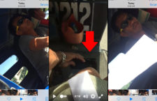 Pervert Recorded Girl's Panties but the Girl Noticed and He got Viral