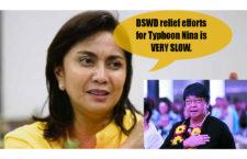 "Leni Robredo Slamed Online for saying DSWD was ""Slow"""