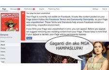 Parody Page Senyora Santibañez Shut Down by Facebook