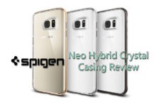 Spigen Neo Hydrid Crystal Casing Samsung S7 Edge Review