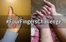 #4FingersChallenge: The Latest Social Media Craze