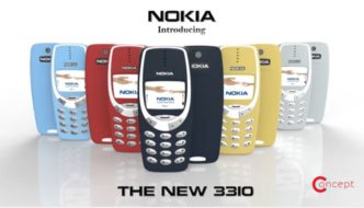 IT'S OFFICIAL – Nokia 3310 is Relaunching This Year
