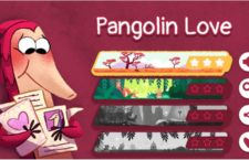 "Google Features ""Pangolin Love"" Doodle Game on Valentines Day"