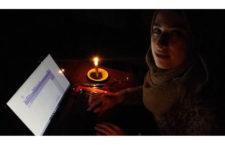 Aleppo Student Continues Studies Online despite War