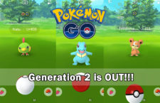 2nd Generation Pokemons Now Available in Pokemon GO