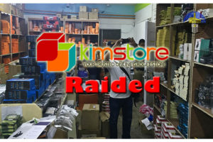 kimstore raided