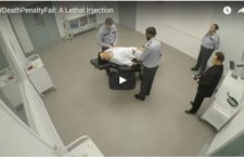 Live Video of a Failed Lethal Injection #DeathPenalty