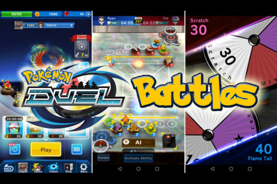Pokemon Duel Game Review (Part 2)