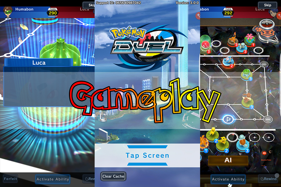 Pokemon Duel Game Review (Part 3)