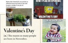 Some Funny Heartbroken Valentine Memes in 2017