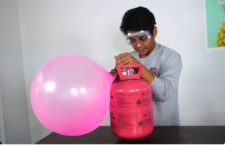 Cool Video of the Day: Wubble Bubble Helium Experiment