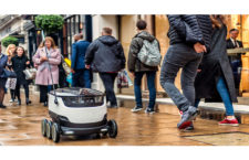 Delivery Robots Coming on the Streets of Virginia