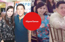 #SpareTamae – Campaign to Stop Bullying David Lim's Lover