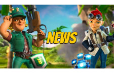Boom Beach March Update: Heroes and Trader