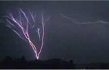 Cool Video of the Day: Upward Lightning
