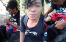 Poor Guy Walks for 20 Days from Baler to Pangasinan gets Viral